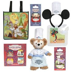 2013 Epcot Food and Wine Festival Merchandise