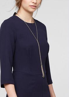 Halskette mit Quasten im s.Oliver Online Shop