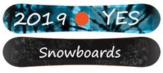 2019 YES Snowboards Overview