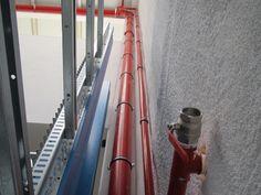 Se a sua empresa necessita de construir ou remodelar a sua rede de incêndios consulte-nos já !