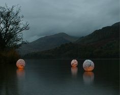 Richard Eastwood, Llyn Gwynant Trio on ArtStack Deep Ecology, Double Take, Land Art, Art Object, Welsh, Natural Materials, The Outsiders, Buildings, That Look