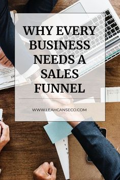 Learn what a sales funnel is and why every business needs one in order to make passive income in their business. Email Marketing Services, Online Marketing, Marketing Plan, Affiliate Marketing, Media Marketing, Business Emails, Business Marketing, Online Business, Business Tips