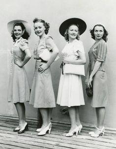 1940s Day Fashion