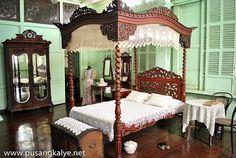 Bernardino House Source by Balinese Interior, Indian Home Interior, Home Interior Design, Royal Furniture, Colonial Furniture, Arabian Decor, Philippine Houses, British Colonial Decor, Home Decor Near Me