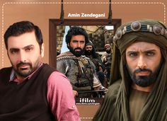 Countdown begins! 'The Kingdom of Solomon the Prophet'  tonight at 22:00 GMT Iranian actor Amin Zendegani stars in the role of Prophet Solomon. Full bio: www.ifilmtv.com/English/Artist/ArtistIn/2304