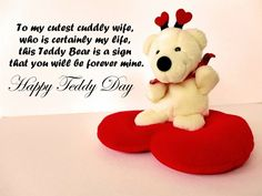 Happy Teddy Bear Day Teddy Bears For Valentines Day: Hey guys Today is Happy teddy Day. And we wish you a very Happy Teddy day. Its 10 February today 25th Birthday Wishes, Happy Valentines Day Wishes, Birthday Wishes For Girlfriend, Happy Birthday Wishes Images, Happy Birthday Quotes, Birthday Messages, Valentine Gifts, Happy Teddy Day Images, Happy Teddy Bear Day