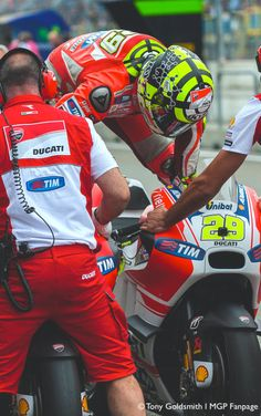 Andrea Iannone - Dutch GP