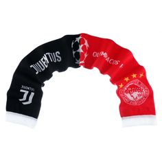 17-18 UCL Olympiacos vs Juventus FC Scarf