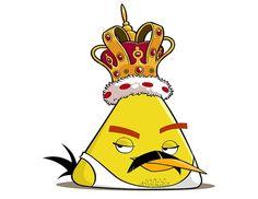 Freddie Mercury as Angry Bird