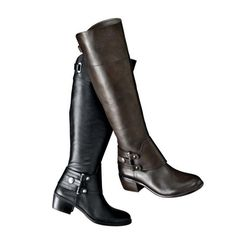 Arturo Chiang™ Women's 'Bevin' Leather Riding Boot