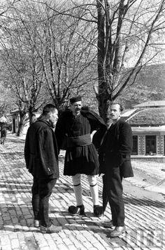 Παλιές φωτογραφίες απο το Μέτσοβο