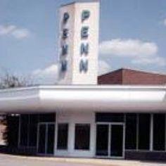 Penn Theater in Eastland Shopping Center.