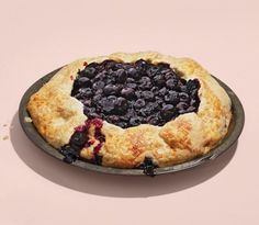 Canada 150 - Blueberry pie - Best pies and tarts - recipes