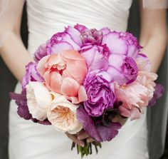 Eye-Popping Group of Romantic Wedding Bouquets. To see more: http://www.modwedding.com/2014/01/24/eye-popping-romantic-wedding-bouquets/ #wedding #weddings #bouquets