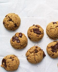 Peanut Butter-Chocolate Chunk Cookies from Martha Stewart (http://punchfork.com/recipe/Peanut-Butter-Chocolate-Chunk-Cookies-Martha-Stewart-3)