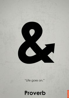"""Life goes on."" #quotes #pictoquotes"