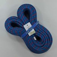 10.5mm diameter single rope for gym or crag climbing.  Greater longevity and ease of use: thick she
