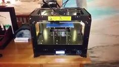 ctc 3d printer - YouTube