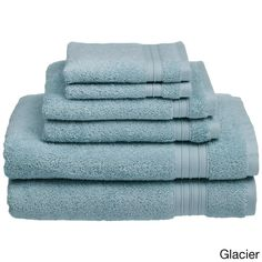 HygroSoft by Welspun 6-piece Towel Set