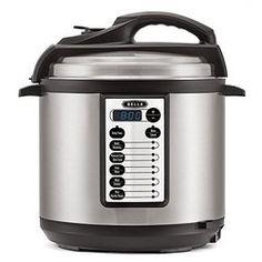 Bella 6 Qt Pressure Cooker