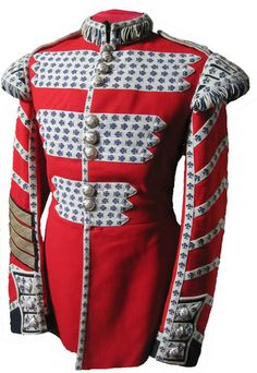 Scots Guards Corps of Drummers Tunic
