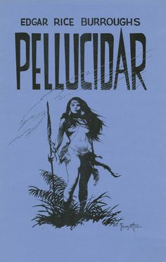 Pellucidar/Frank Frazetta