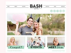 web design for bash by brenly