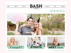 web design for bash by brenly