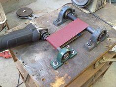 Belt grinder tube notcher   Rodrigo_MR   Flickr