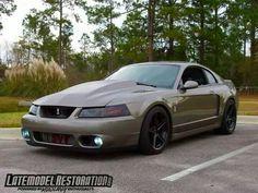 Ford Mustang Terminator Cobra