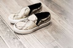 ON TRENDS: THE SLIP-ON'S