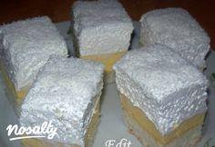 Kókuszos krémes Edit konyhájából | Nosalty