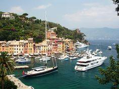 Portofino, Italy #housesitting Italian Style