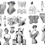 Changes in Corsetry: The quantity of underclothing worn by women decreased between 1909 and although most women continued to wear corsets. Muscle Men Bulge, Corsets, Fashion History, Women, Corset, Woman