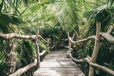 A Look Inside Azulik Tulum Treehouse Eco Resort – Tripping with my Bff Tulum Beach, Destin Beach, Coco Tulum, Tulum Ruins, Hot Beach, Tadelakt, Quintana Roo, Romantic Getaway, Gardens