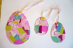 Easy , easy and almost mess free ! All you need is colourful paper even old magazine pages and cardboard an old cereal box will do . Te...
