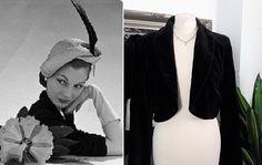 Black Satin Dress, Satin Dresses, Silk Dress, Ruffle Blouse, Black Velvet Jacket, Bias Cut Dress, Tailored Jacket, Vintage Velvet, Cotton Velvet