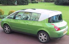 Renault Avantime 2002 - Car Review   Honest John