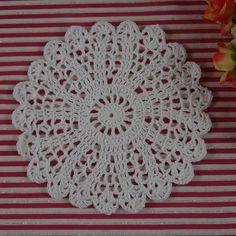 20 Piece Handmade Crochet Doilies White 6 Round Mat Pad Home Wedding Decorative Home Wedding, Crochet Doilies, Rugs, Handmade, Ebay, Home Decor, Wedding At Home, Farmhouse Rugs, Doilies Crochet