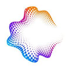 Pixel Circle, Circle Template, Free Stock Photos, Color Splash, Paint Splats