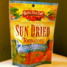 Bella Sun Luci Sun Dried Tomatoes with Greek Oregano, Basil and Garlic