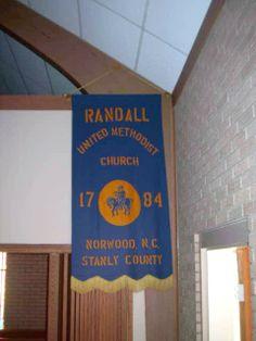Randall United Methodist Church since 1784