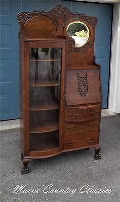 Shaw desk vintage walker