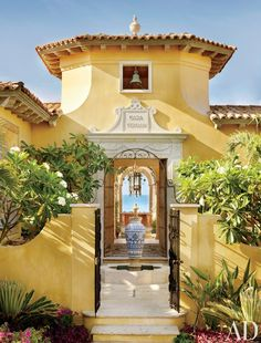 Exterior Paint Color Ideas and Inspiration from AD Photos | Architectural Digest