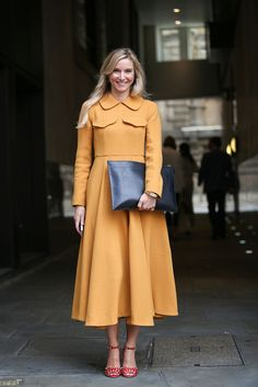 (1) LFW Street Style You'll Definitely Want To Copy | Settimane Della Moda, Street Style e Moda Londinese