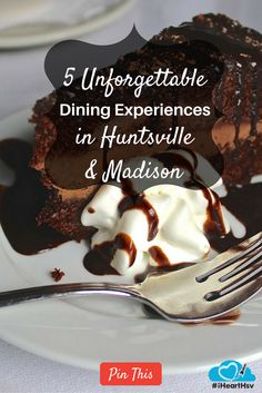5 Unforgettable Dining Experiences in Huntsville and Madison