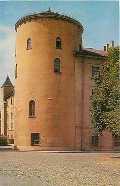 Latvia Riga Castle Southeastern Lead Tower Beautiful Castles, Riga, Tower, Europe, World, Photography, Travel, Photograph, Viajes