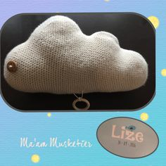#joekedoe #wolk #cloud #haken #maammusketier