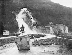 Damage to the Schwammenaual Dam causes flooding of the Roer River, slowing the Allies advance