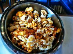Popcorn at Benjy's  #food #houston #texas #AdventuresInANewishCity